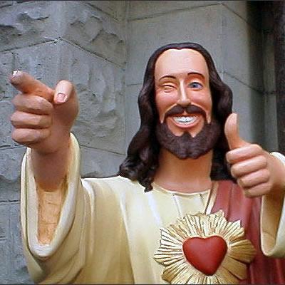 Дружище-Христос!